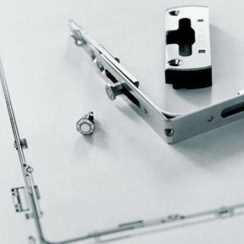 Berühmt Pilzkopfverriegelung nachrüsten zur Fensterverriegelung DIN 18104-2 CB09