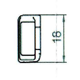 Sicherheitsschließblech SBS.H.9-18 WK2 LS/RS