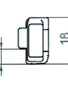 Sicherheitskippschließblech SBK.H.9-7-8 WK2 LS/RS