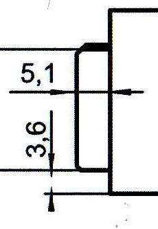 Sicherheitsschließblech SBS.K.192