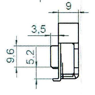 sicherheitsschlie blech sbs k 9 39 pilzkopfverriegelung. Black Bedroom Furniture Sets. Home Design Ideas