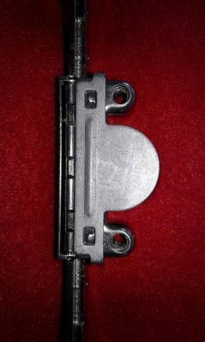 Getriebeschiene mit Anbohrschutz 2 - Montageanleitung Pilzkopfverriegelung