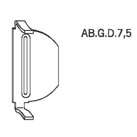 Winkhaus Anbohrschutz AB.G.D 7,5