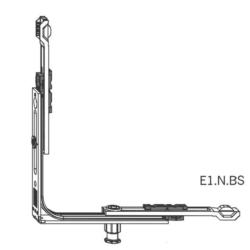 Eckumlenkung E1.N.BS Winkhaus